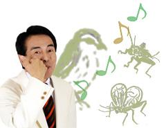 江戸家猫八氏顔写真